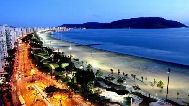 Santos é a melhor cidade para se viver no Brasil