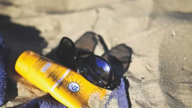 Protetor solar também ajuda a manter a saúde dos vasos sanguíneos