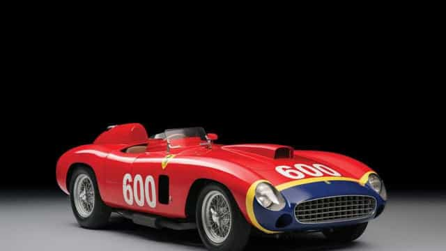Ferrari de Juan Manuel Fangio, da F1, segue para leilão em NY