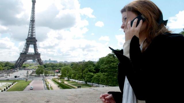 UE abolirá tarifa de roaming  internacional a partir de amanhã