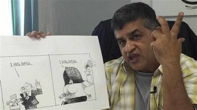 Anistia Internacional pede que acusações contra cartunista sejam retiradas