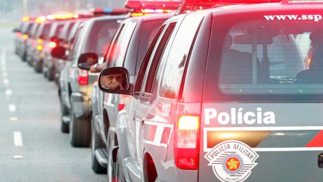 Polícia paulista prende 333 pessoas no sábado de carnaval