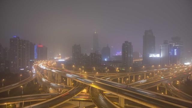 Poluição atmosférica mata 467 mil pessoas  na Europa todo ano