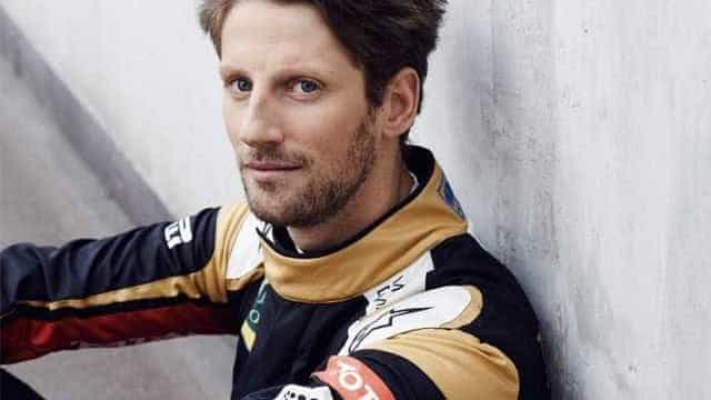 Romain Grosjean recebe alta do hospital após grave acidente no GP do Bahrein