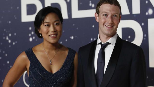 Zuckerberg contribui com 25 milhões de dólares para tratamento