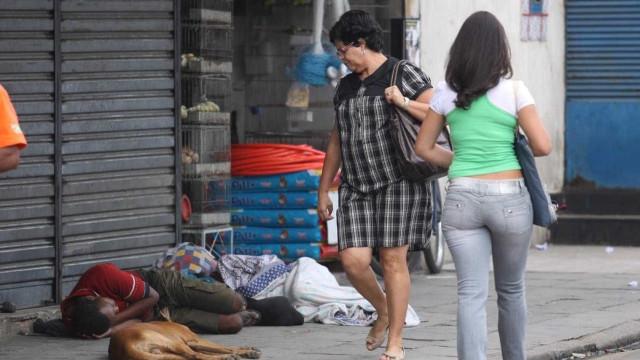 68% dos brasileiros dizem que desigualdade de renda no país será maior