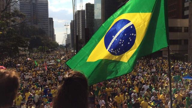 15 de março: 5 anos das manifestações contra o governo Dilma