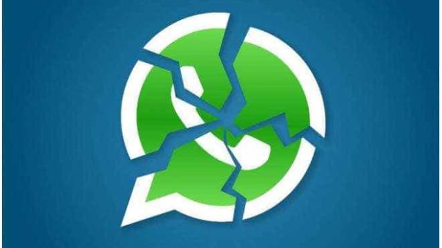 WhatsApp esteve fora do ar em várias partes do mundo