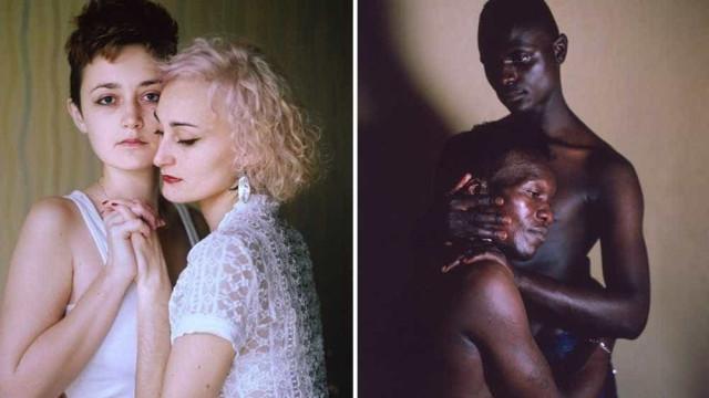 Fotógrafo clica casais homossexuais em países onde ser gay é crime