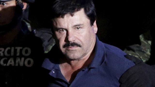 Estados Unidos querem confiscar bens do traficante 'El Chapo'