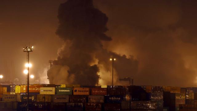 Ultracargo ainda não compensou danos do incêndio no Porto de Santos