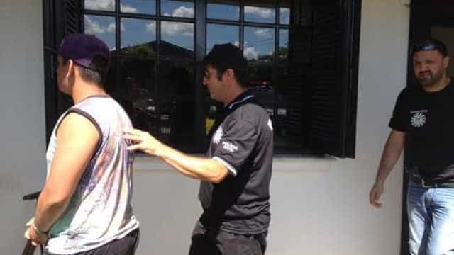 Suspeito de matar colega em ritual de magia negra é preso no RS
