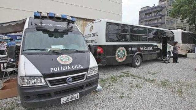 Polícia do Rio faz operação contra desvio de recursos da saúde em SP