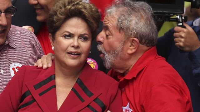 Antecipada posse de Lula após divulgação de conversas com Dilma