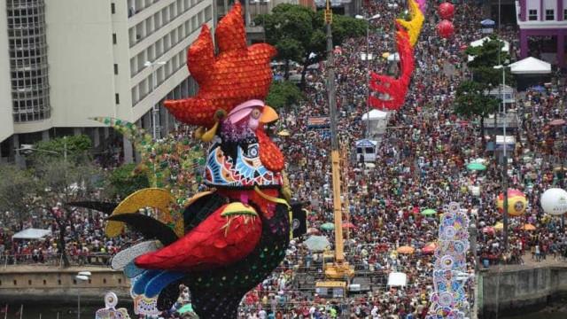 Galo da Madrugada vem para São Paulo na terça-feira, dia 25