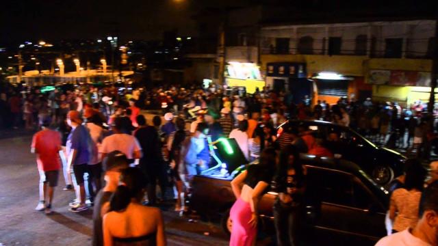 Denúncia de pancadão cresce 78% e protocolo policial entra em debate