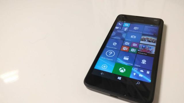 Windows 10 Mobile vai suportar leitores de impressões digitais