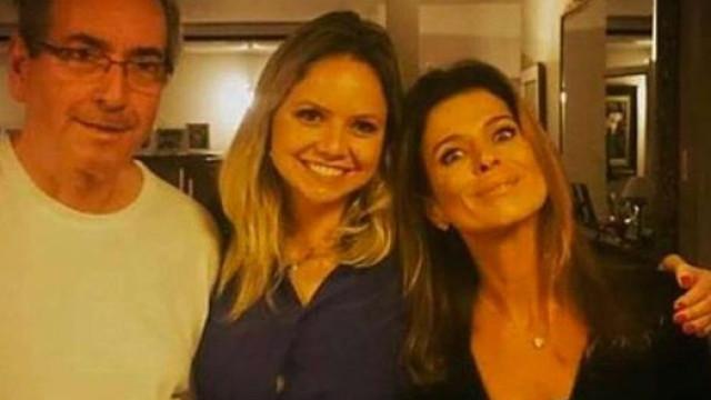 Cunha cogita lançar candidatura da filha à Câmara