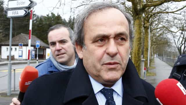 Por suposta corrupção, Michel Platini é detido em Paris