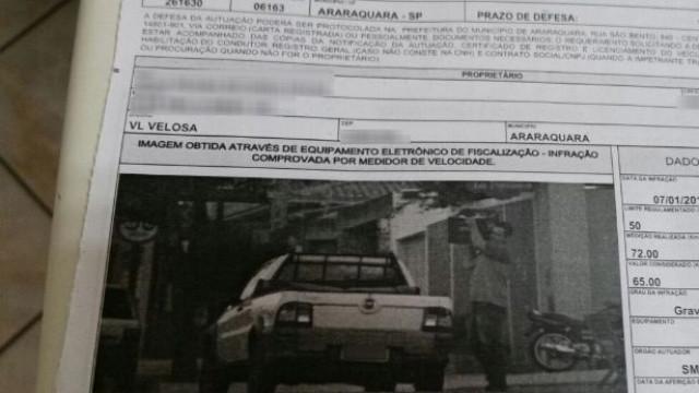 Contran suspende envio de autuações por infrações no trânsito