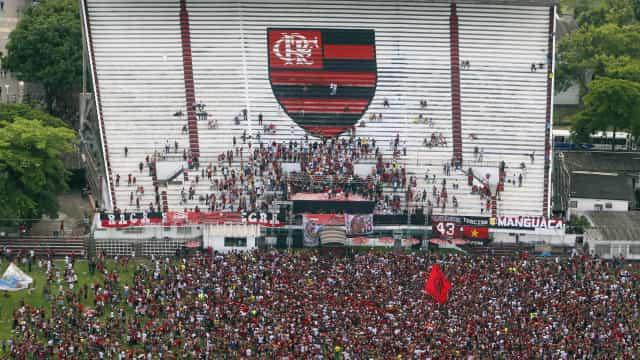 Flamengo ataca CBF, que diz que adversários têm de aprovar jogos em BSB