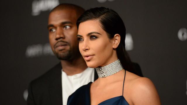 Candidatura de Kanye West tem apoio de Kim Kardashian, mas vira piada
