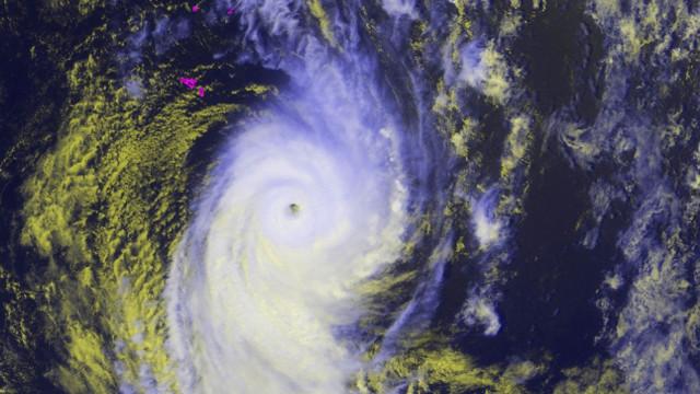 Ciclone que atingirá o Rio vai se concentrar no oceano