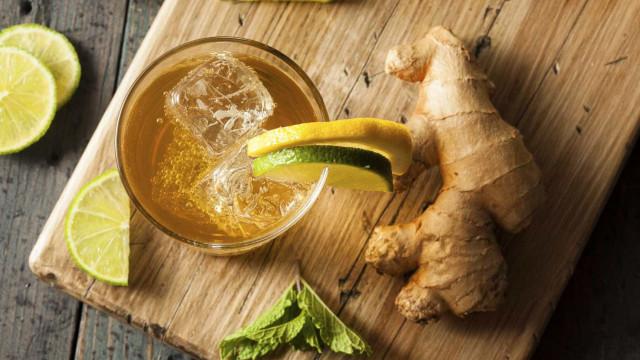 Gengibre e abacaxi: O chá indicado para quem quer perder a barriga