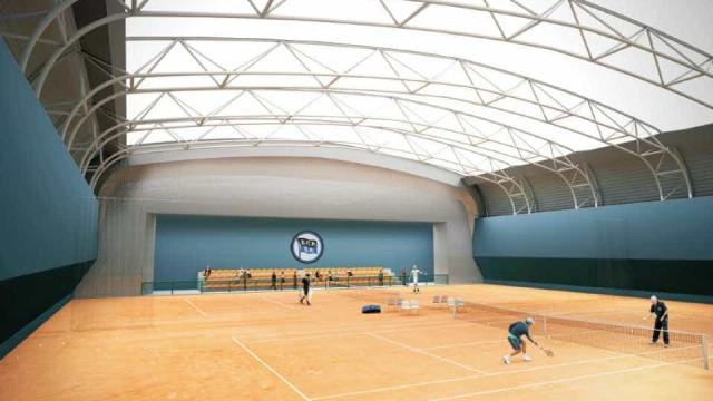 Comitê Olímpico Chinês visita Clube Pinheiros e aprovam instalações