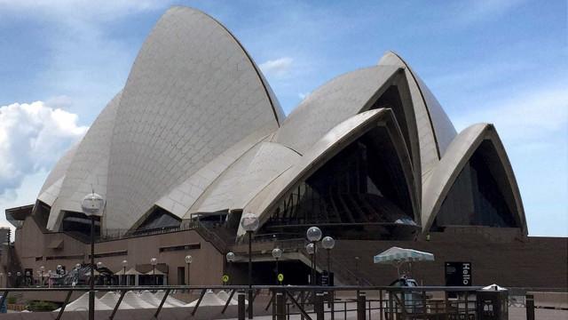 20 de outubro: 46 anos desde a inauguração da Ópera de Sydney