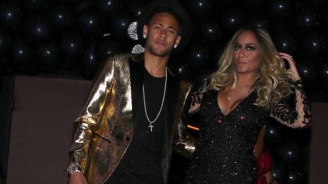 Irmã de Neymar sai em sua defesa após jogador ser vítima de racismo