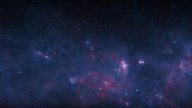 Cientistas descobrem galáxia inédita e rara