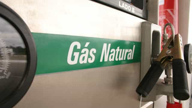 Produção de gás natural aumenta 6,8% em um ano