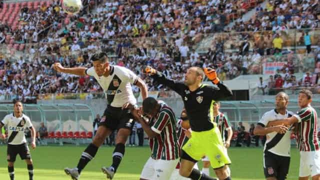 Vasco vence Flu, leva Taça Guanabara e tem vantagem nas finais