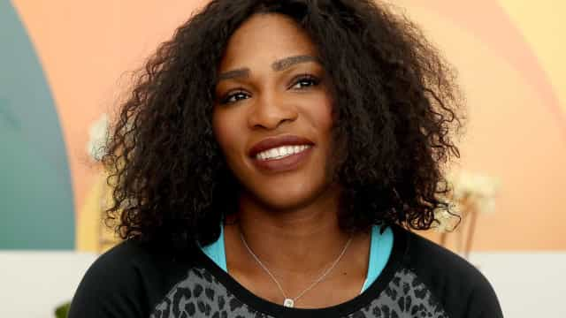 Grávida, Serena Williams posa nua para revista