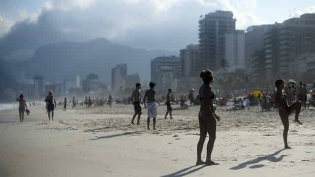Após onda de calor, frente fria chega ao Rio nesta quarta-feira