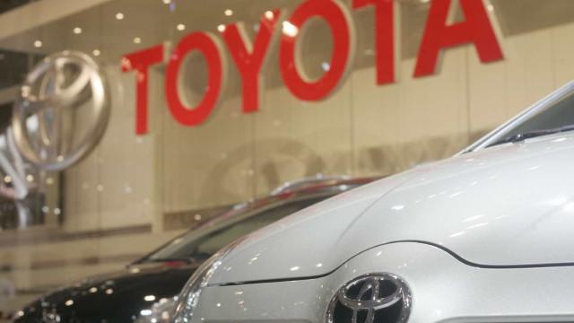Toyota confirma desenvolvimento de carros elétricos