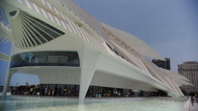 Museu do Amanhã festeja 3 anos e mais de 3 milhões de visitantes