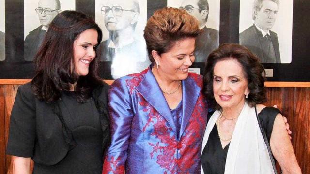 Morre mãe da ex-presidente Dilma Rousseff