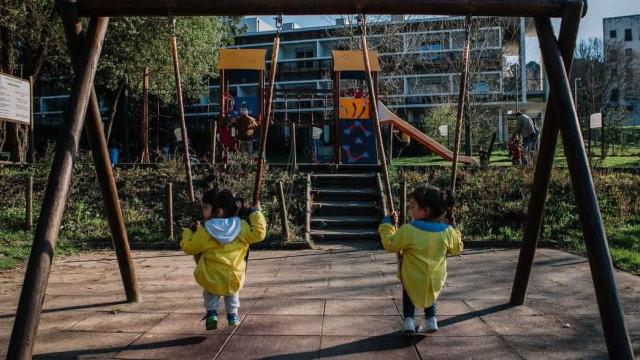 Acidente leva portuguesa a revolucionar parques infantis no Brasil