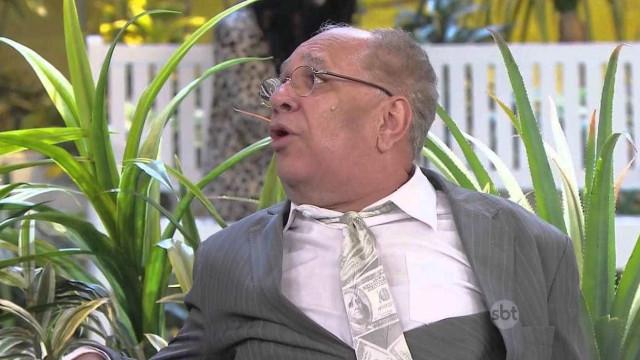 Ator da 'Praça' é condenado a devolver R$ 100 mil aos cofres públicos