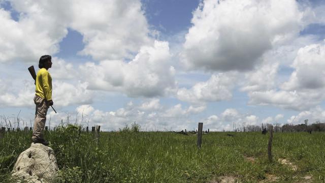 Demarcação de terras indígenas feita pela Agricultura deixa MP perplexo