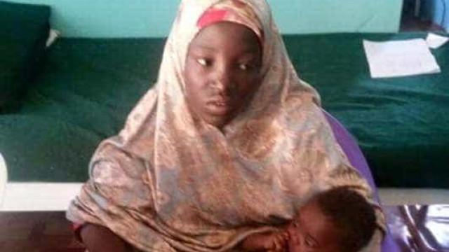 Primeira das 219 garotas sequestradas pelo Boko Haram é achada