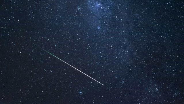 Chuva de estrelas cadentes será visível no Brasil nesta semana
