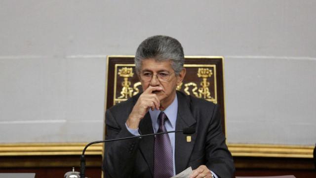 Venezuela prende chefe de segurança de presidente da Assembleia