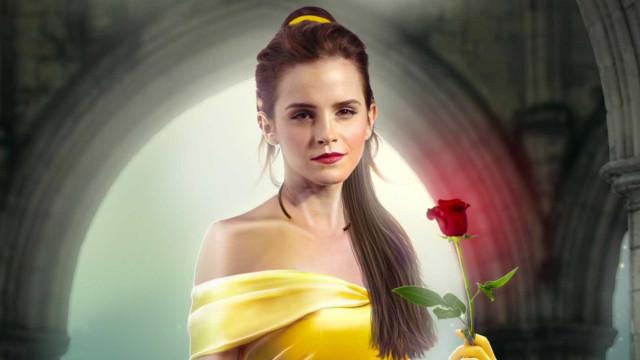 Emma Watson estrela o primeiro teaser de A Bela e a Fera