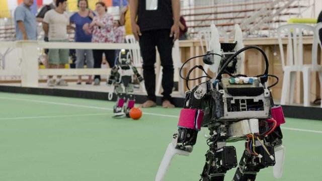 Escolas de robótica, o atalho para o futuro