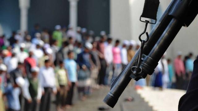 Três morrem em tiroteio contra militantes islâmicos