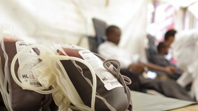 Ministério da Saúde lança campanha para incentivar doação de sangue