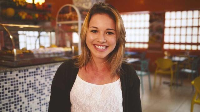 Laryssa Ayres, de O Sétimo Guardião, confirma namoro com Maria Maya